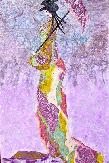 Lavender Lady - Sold