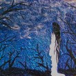 LADY IN THE MIST -SOLD
