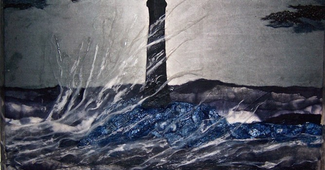 Lighthouse In Story Seas